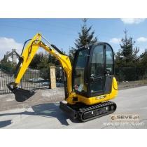 JCB 8018 CTS miniexcavator, new unused