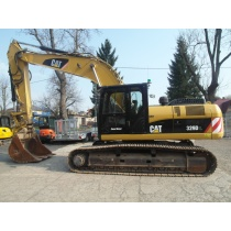 Caterpillar 329 D waga 33 tony