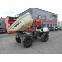 Wozidło budowlane obrotowe Terex TA6s 2012 przebieg 2300