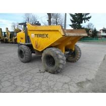 Wozidło budowlane 9 ton Terex TA9, 2014, 1640 mtg