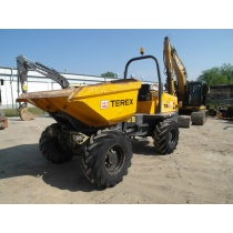 Wozidło budowlane Terex TA6s 6 ton 2014 840 mtg