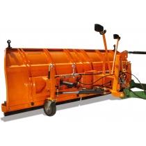 STORM 330 pług z odchylaną odkładnicą